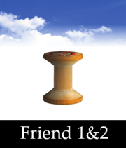 Integral Friend 1 & 2